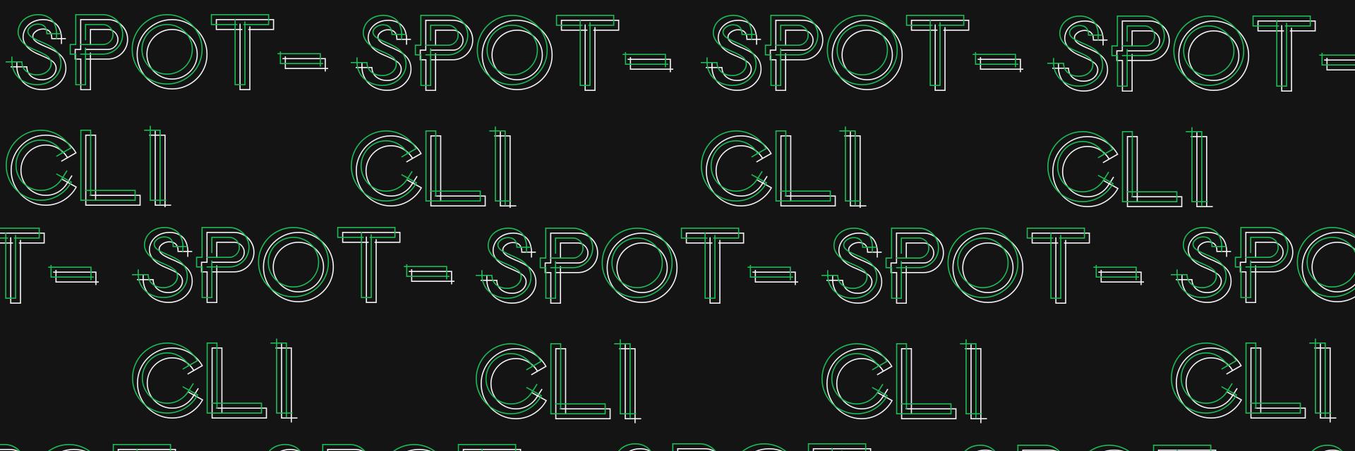 spot-cli banner