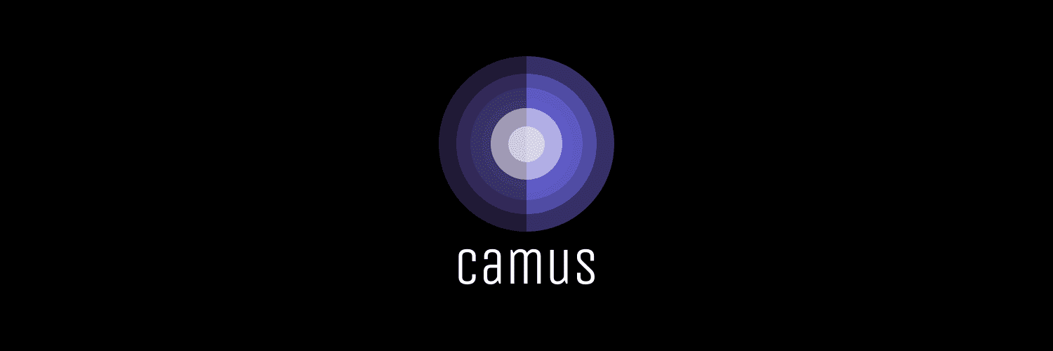 Camus Video Chat banner