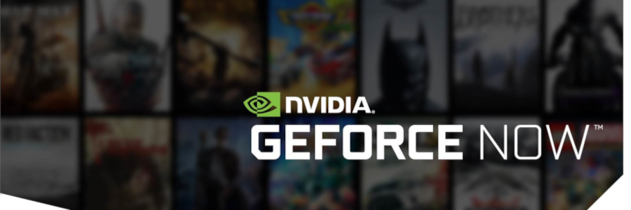 GeForce NOW Browser App banner