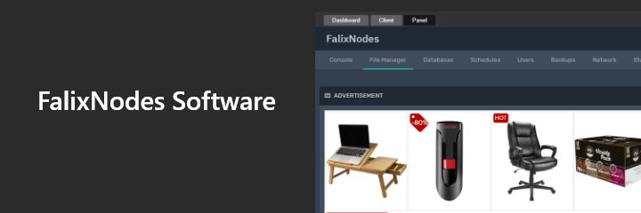 FalixNodes Software banner