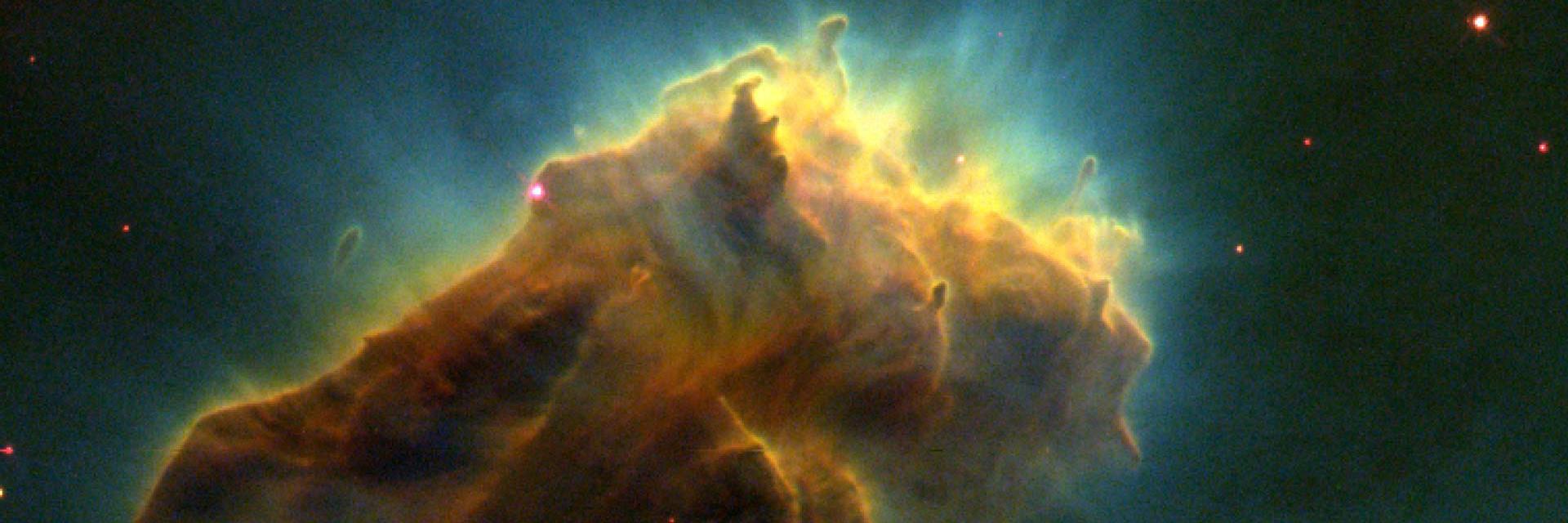 Nebula banner