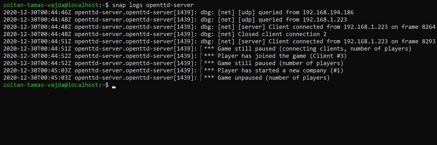 openttd-server banner