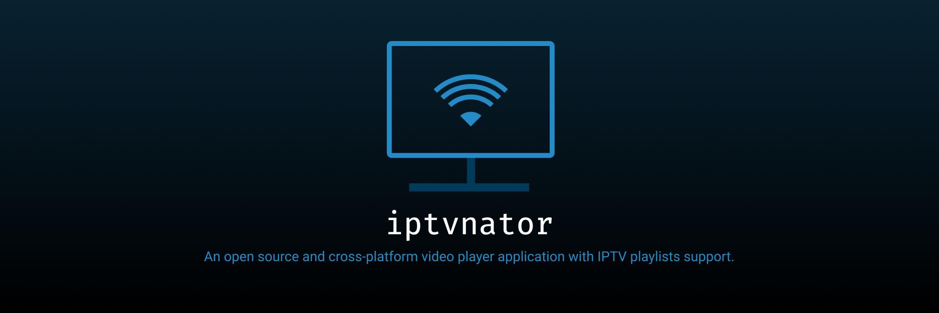 IPTVnator banner