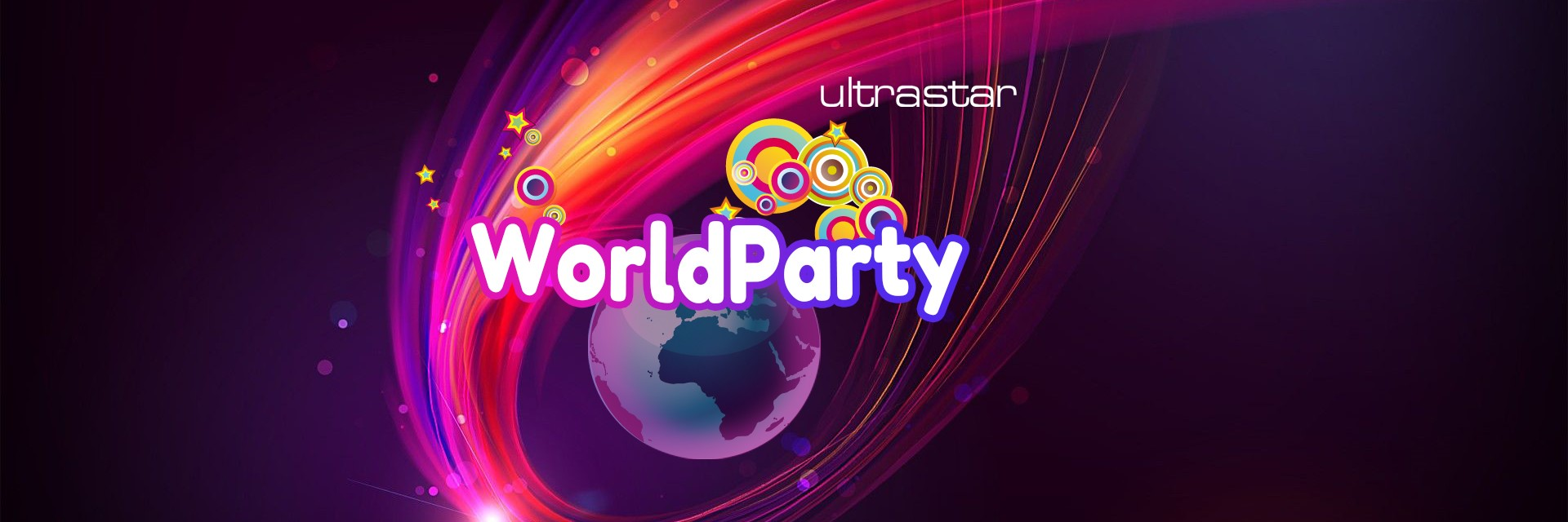 UltraStar WorldParty banner