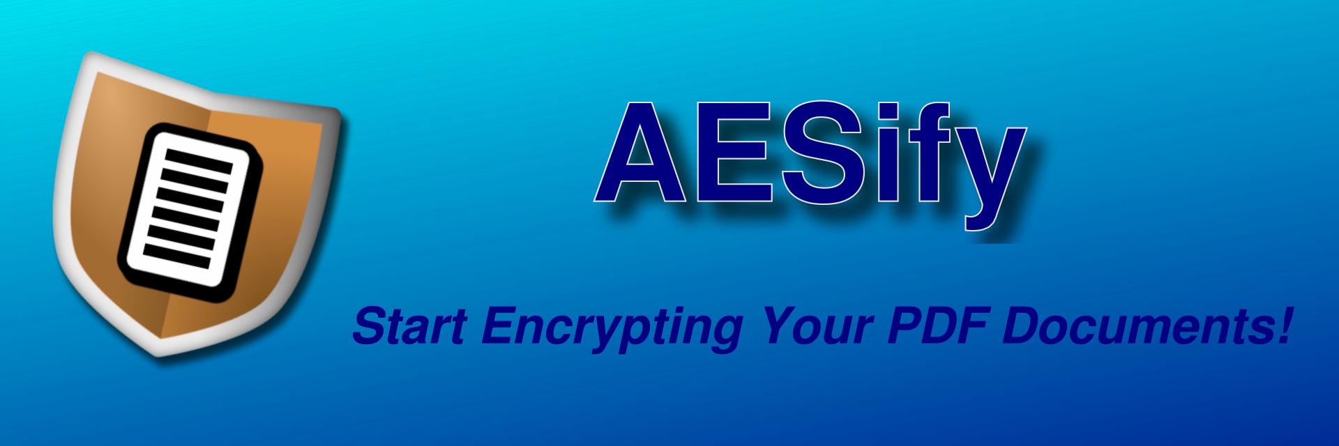 AESify banner