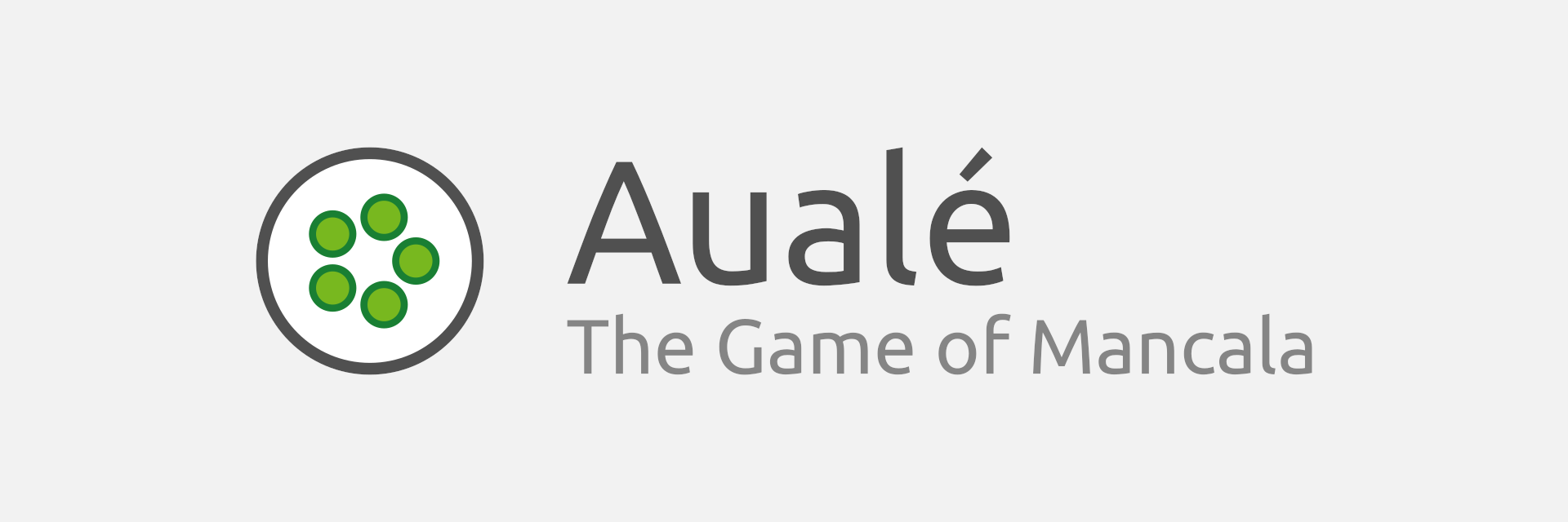 Aualé — The Game of Mancala banner