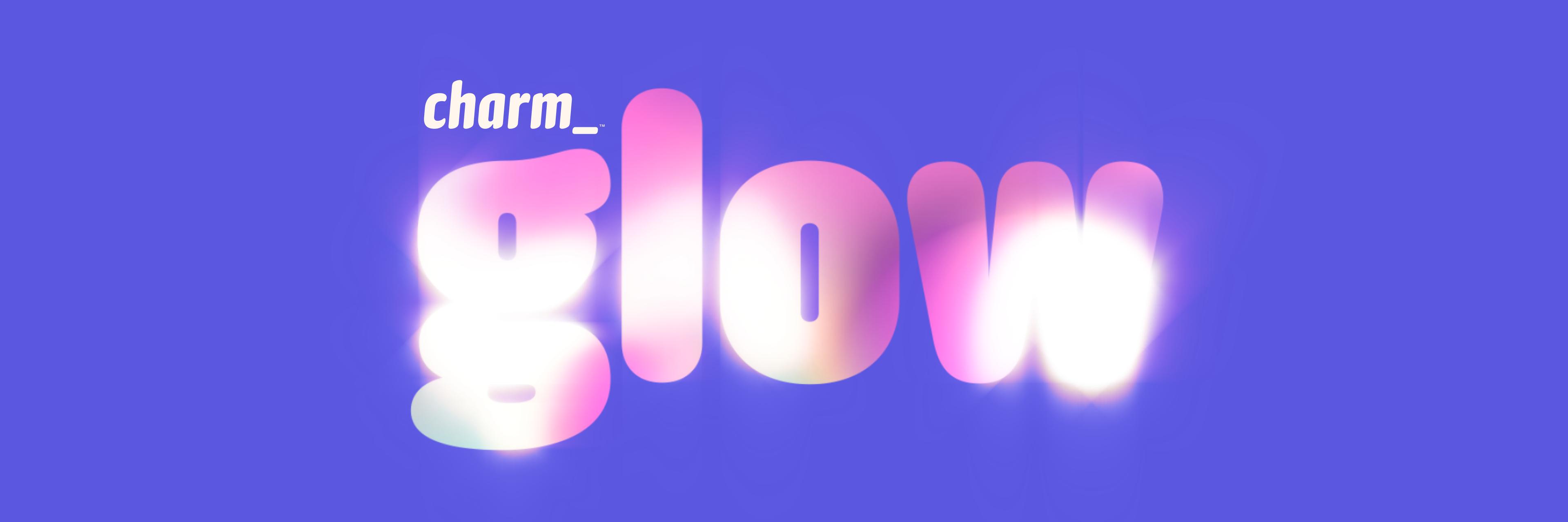 glow banner