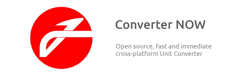 Converter NOW banner