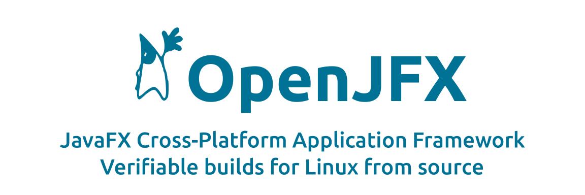 OpenJFX banner