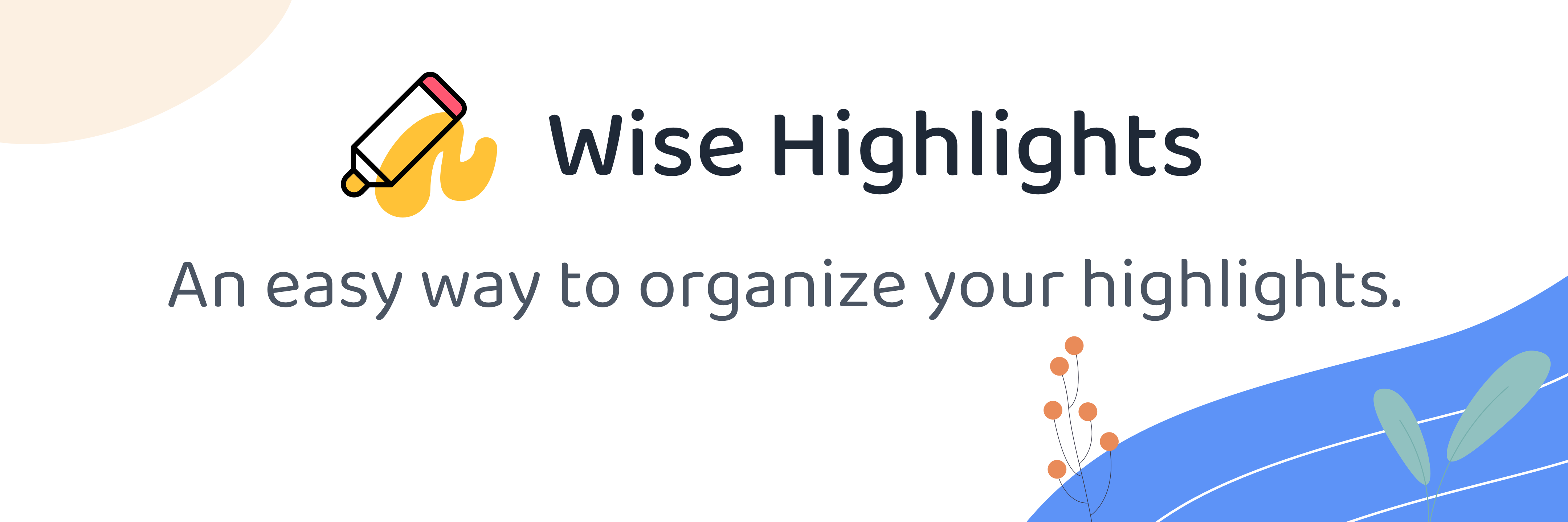 Wise Highlights banner