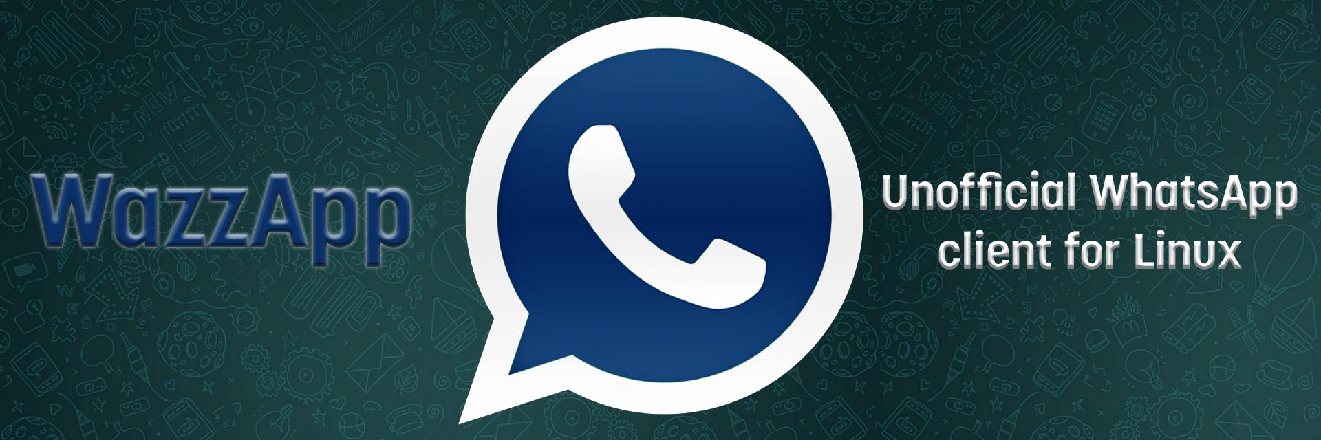 WazzApp banner