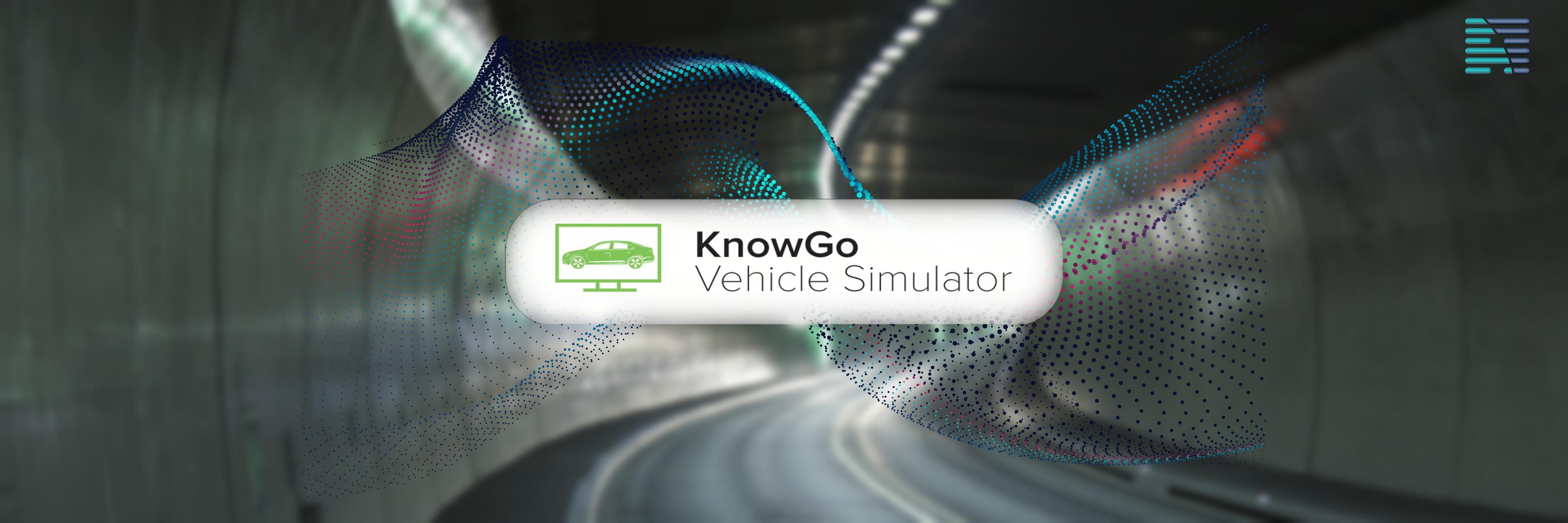 KnowGo Vehicle Simulator banner