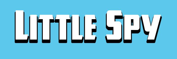 Little Spy banner