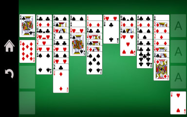 freecell-solitaire screenshot