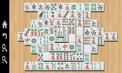 mahjong-game screenshot