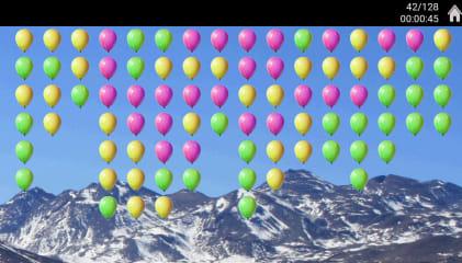 balloon-pop screenshot