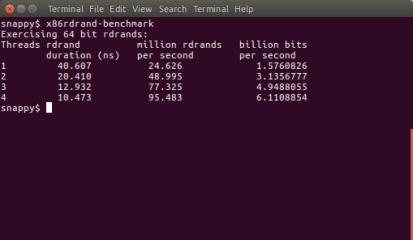 x86rdrand-benchmark screenshot