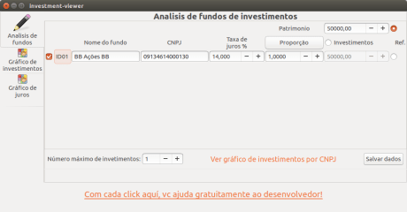 investment-viewer screenshot