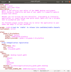 Text Editor screenshot
