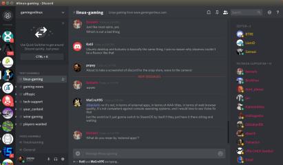 Discord screenshot