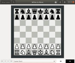 GNOME Chess screenshot