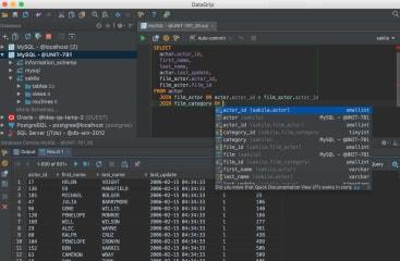DataGrip screenshot