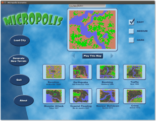 Micropolis screenshot