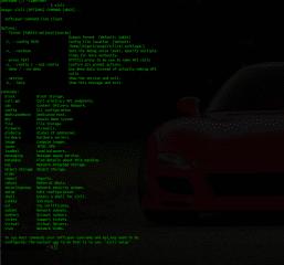 slcli screenshot