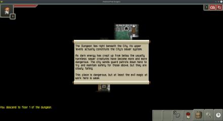 Shattered Pixel Dungeon screenshot