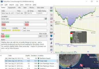 subsurface screenshot