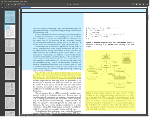 Polar - Manager for books, PDFs and web screenshot