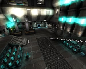 Xonotic screenshot