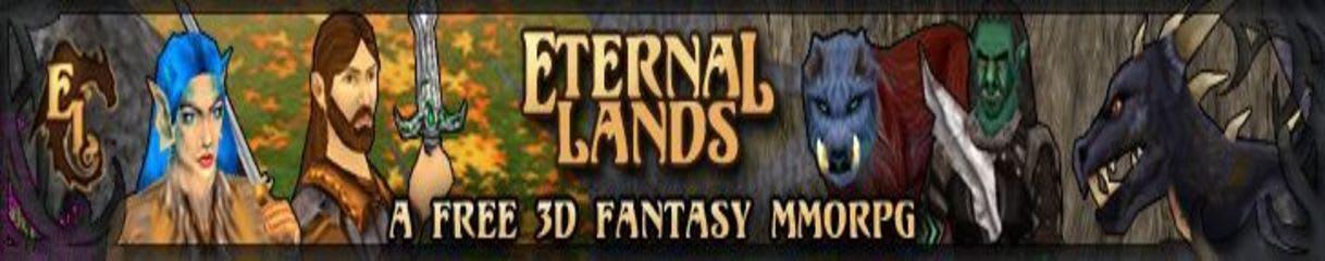 Eternal Lands MMORPG screenshot