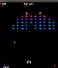 JGalaxian screenshot