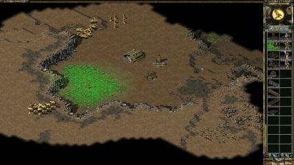 C&C: Tiberian Sun (WINE) screenshot