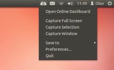 ScreenCloud screenshot