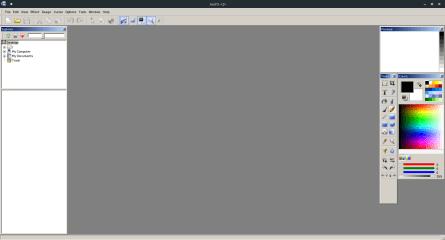 AniFX (WINE) screenshot