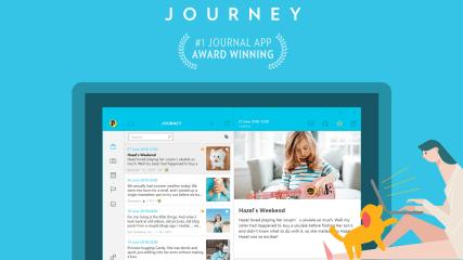Journey - Diary, Journal screenshot