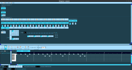 GSequencer screenshot