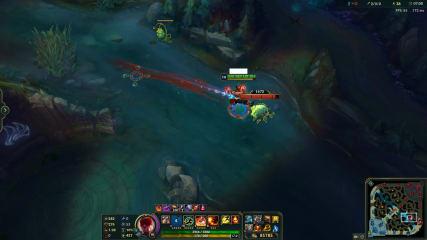League of Legends (WINE) screenshot