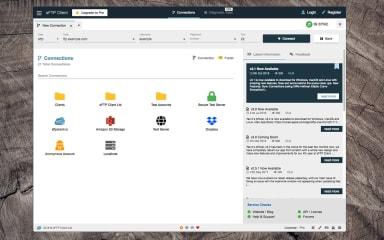 sFTP Client screenshot