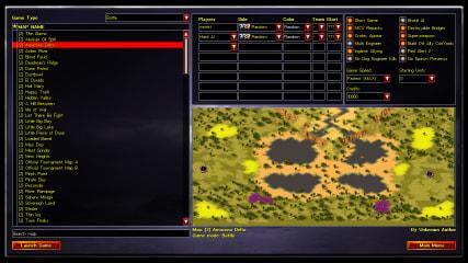 C&C: Red Alert 2 Yuri's Revenge (WINE) screenshot