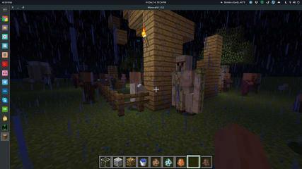 Minecraft Installer screenshot