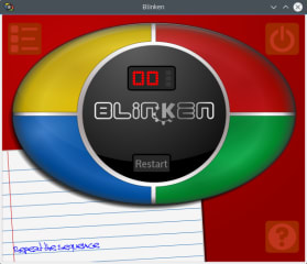 blinken screenshot