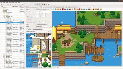 Solarus screenshot