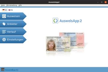 ausweisapp2-ce screenshot
