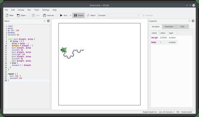 KTurtle screenshot
