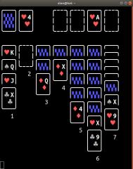 Solvitaire screenshot