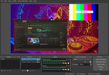OBS Studio screenshot