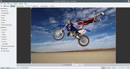 gwenview screenshot
